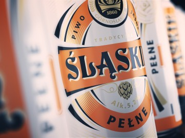 Slaskie beer