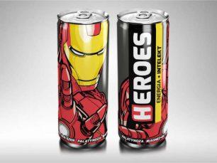 Napój Energetyczny Iron Man