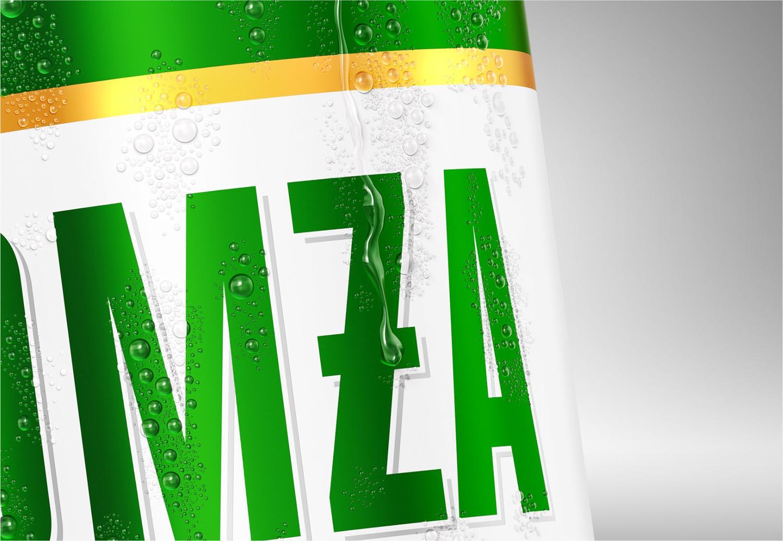 Wizualizacja 3D Piwa Łomża
