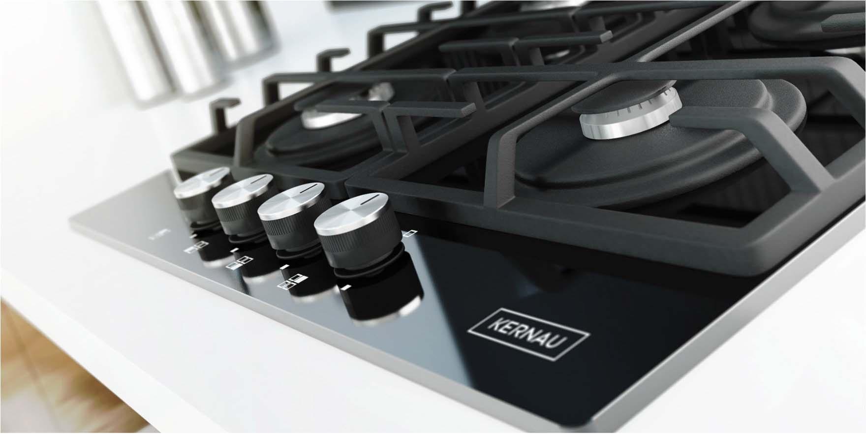 Projektowanie kuchni Kernau
