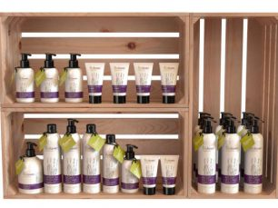 projekt opakowania kosmetyków biolaven