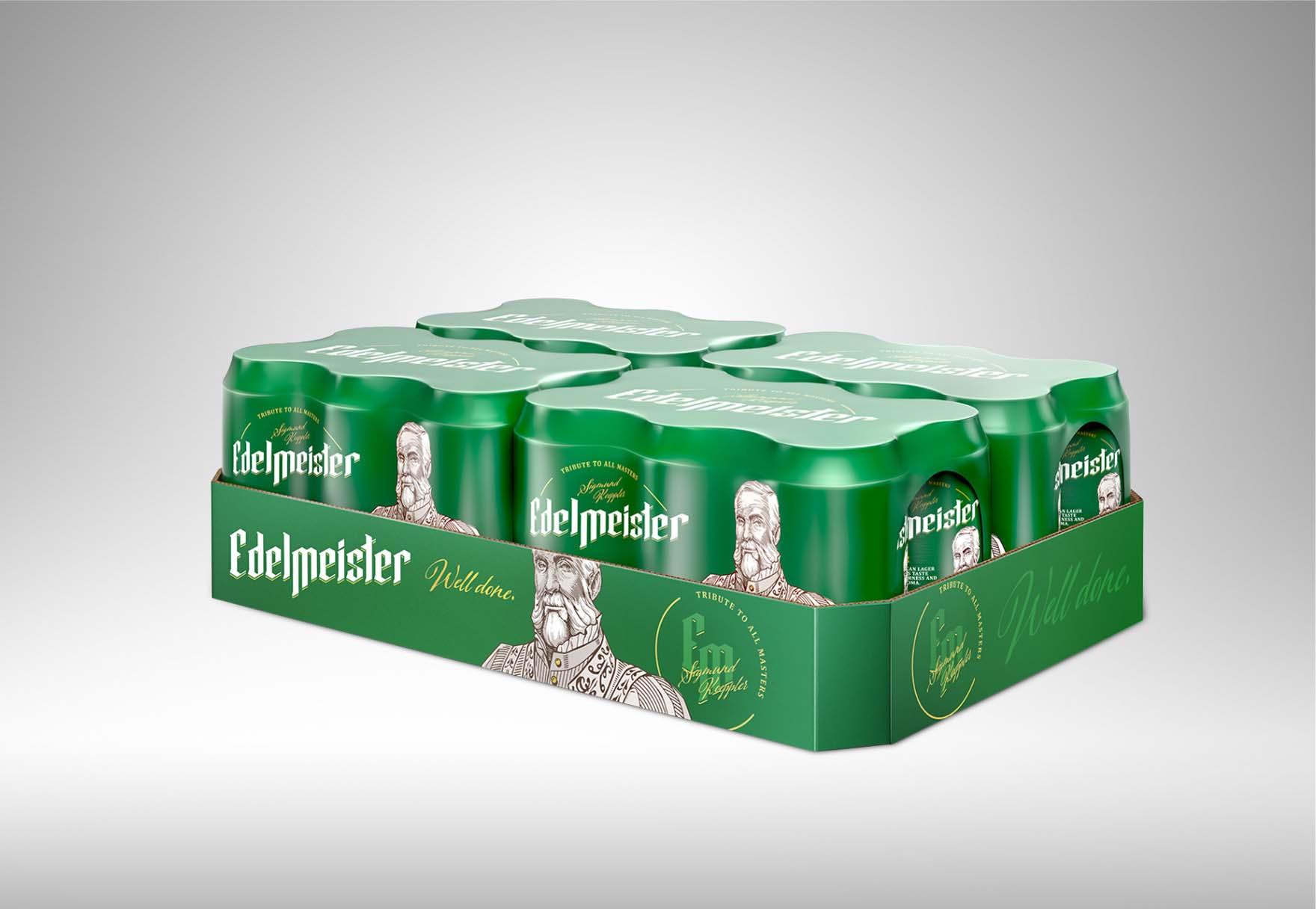 Rebranding Marki Piwa Edelmeister