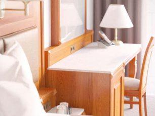 Rendery 3D Mebli Hotelowych