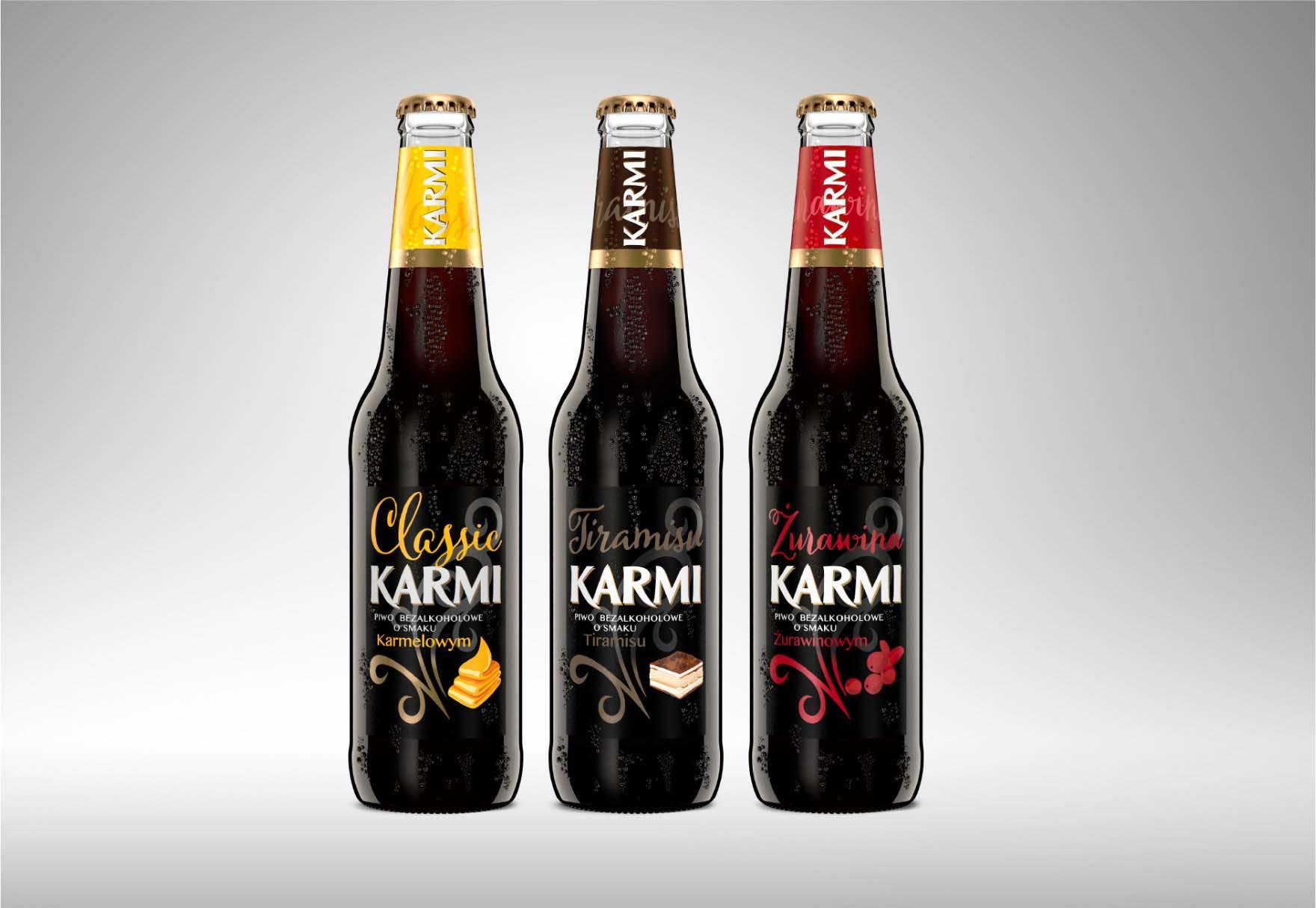 rebranding piwa karmi