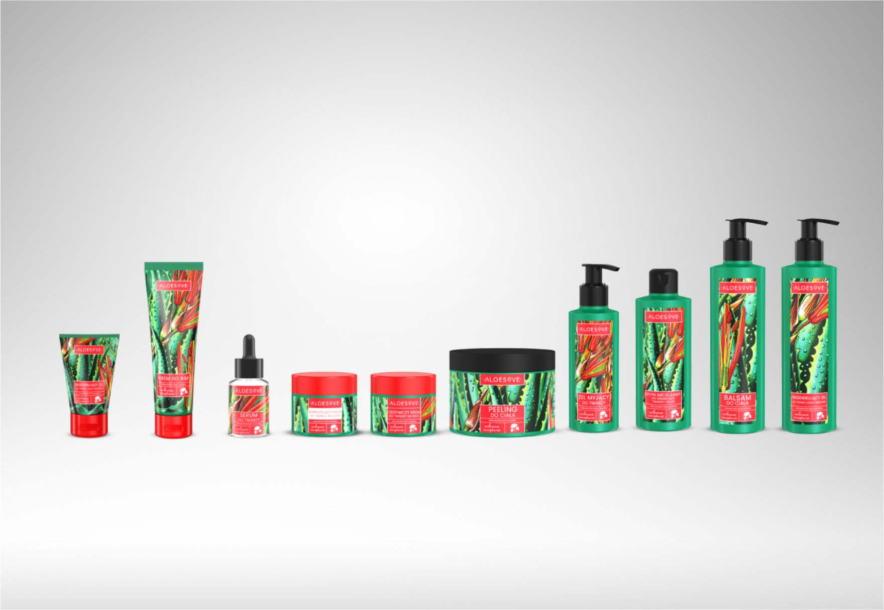 Sylveco Rendery 3D Kosmetyków