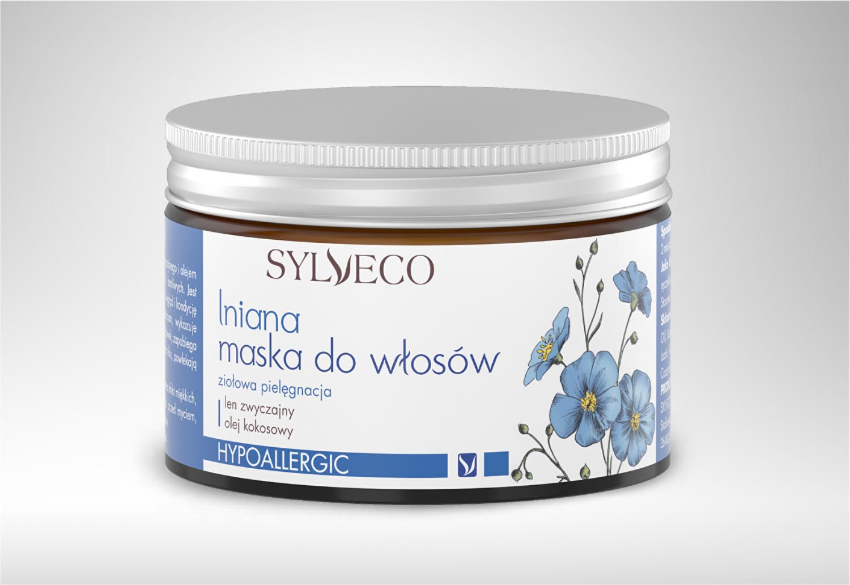 Packshoty produktów kosmetycznych 3D Sylveco